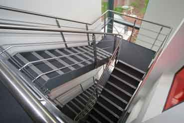 180 degree Staircase