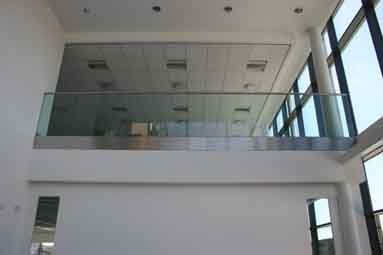 Void Edge Balustrade